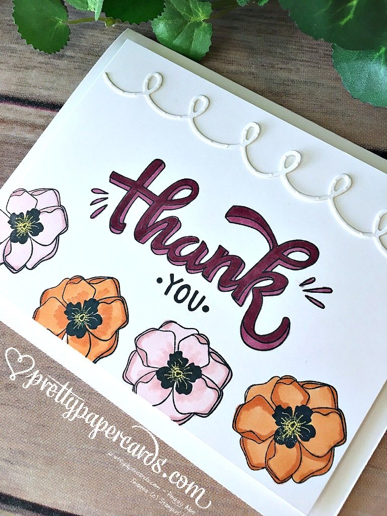 Stampin' Up! Color Me Happy Stampin' Blends - Peggy Noe - stampinup