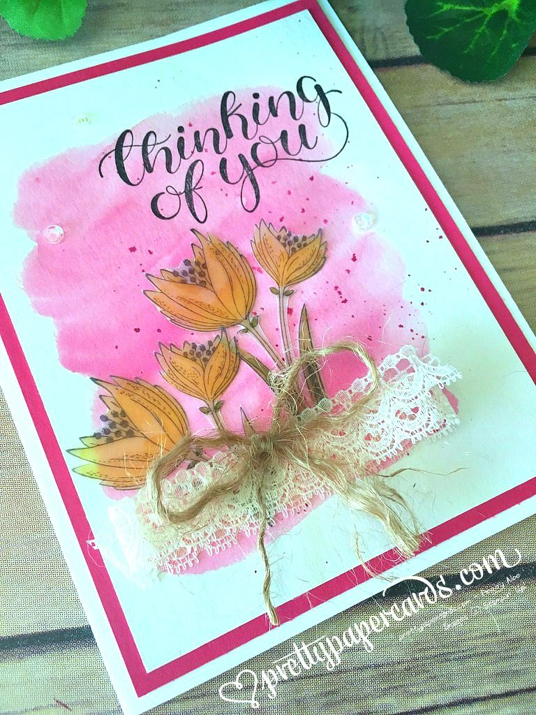 Stampin' Up! Stampin Blends Count Your Blessings - Peggy Noe - stampinup