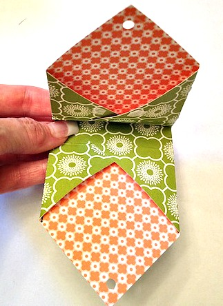 Tutorial For The Chocolate Cozy Pretty Paper Cards