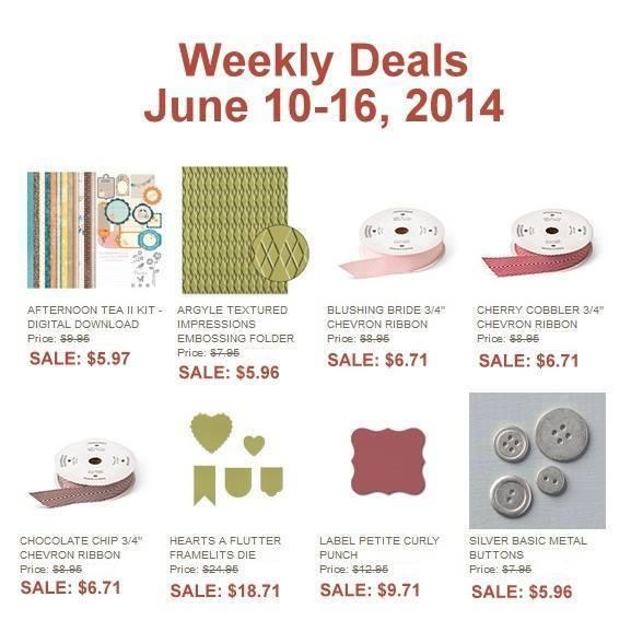 Weekly Deals 1