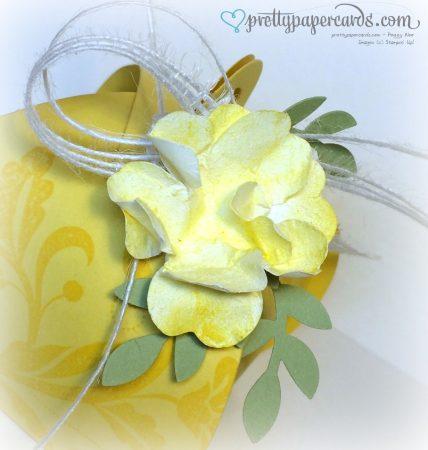Yellow Keepsake angled