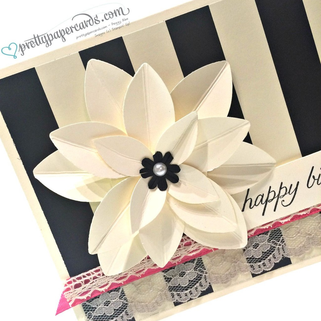 Flowers and lace for a birthday pretty paper cards flower cu izmirmasajfo