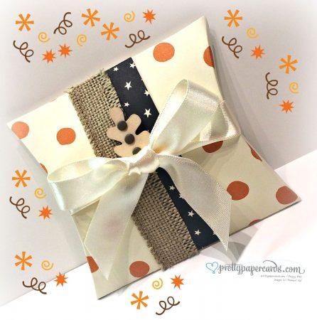 Pillowbox angled