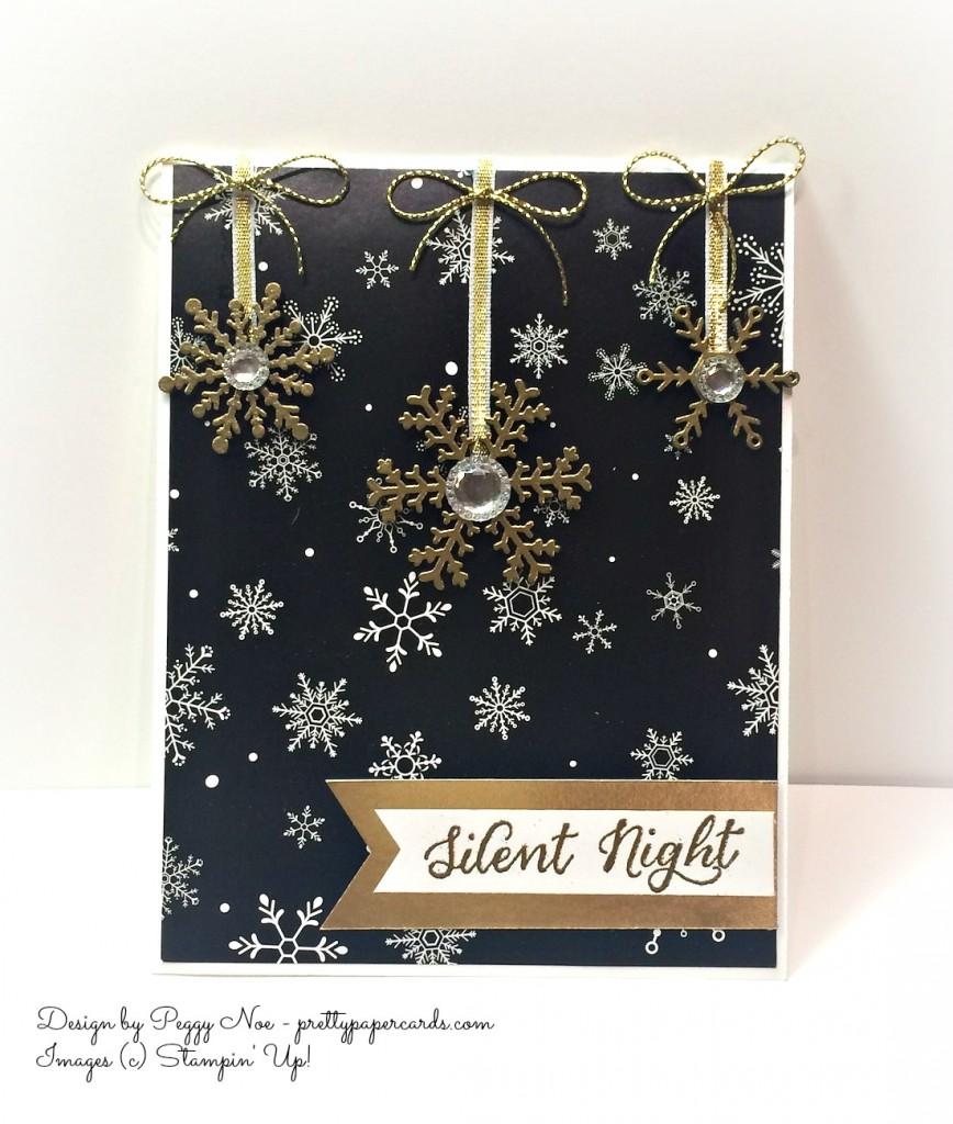 Signature 4ply-Silent Night Sparkle Hilo De Navidad * Nuevo Edición Limitada *
