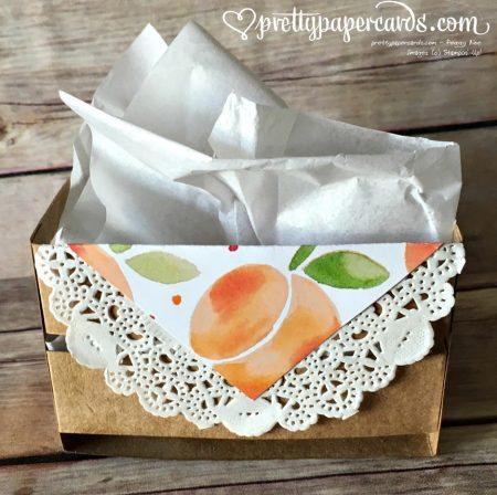 Crate peach