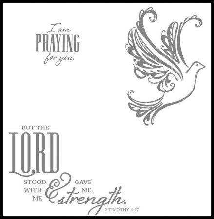 Strength & Prayers 141856G