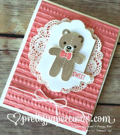 Bear Girl flat R