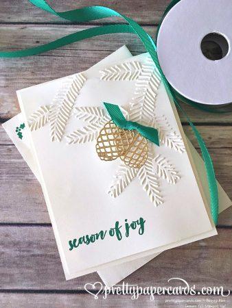Green pine envie
