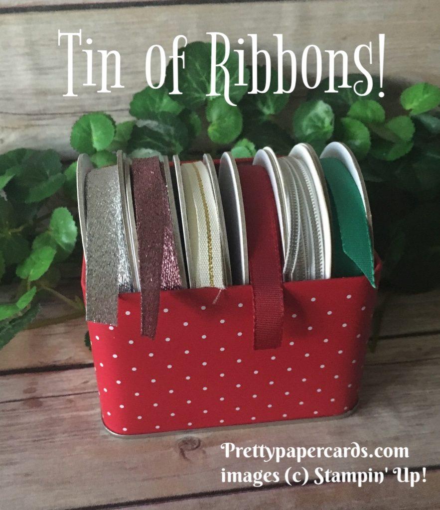 Tin of Ribbons 1