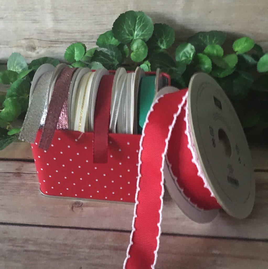 Tin of Ribbons 3