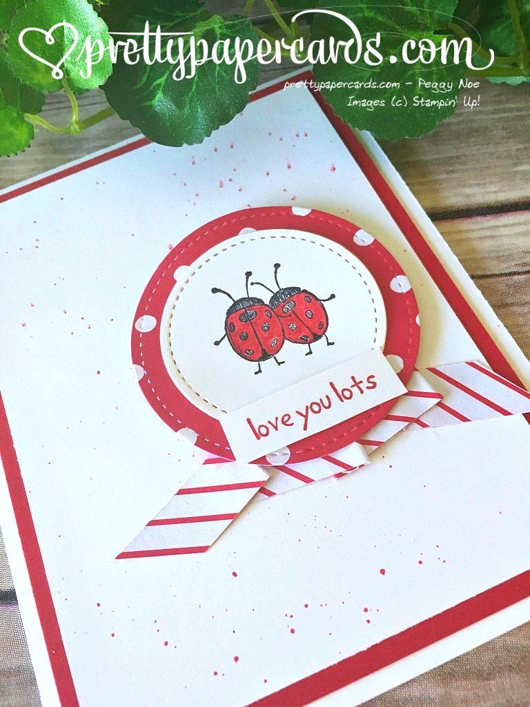 Ladybugs flat L
