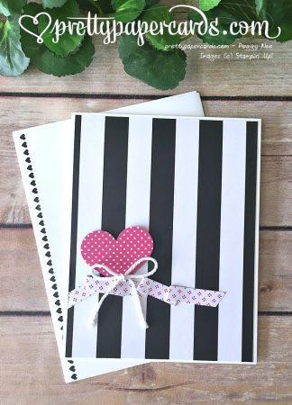 Striped V envie
