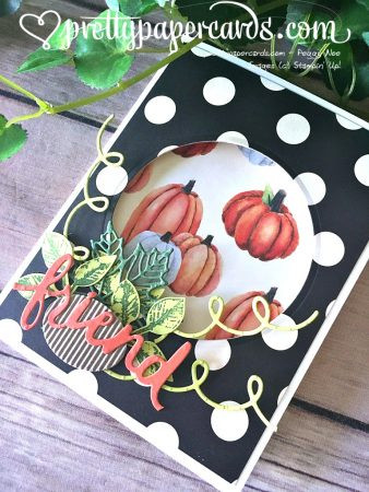 Stampin' Up! 2 Lovely Words - Peggy Noe - stampinup