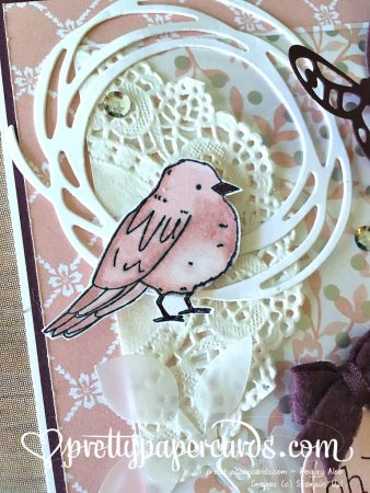 Stampin' Up! Color Me Happy Birthday Card - Peggy Noe - stampinup