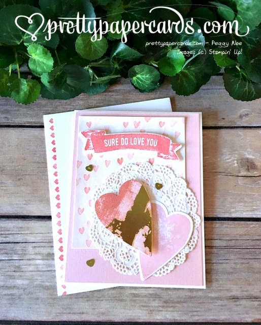 Stampin' Up! Painted with Love - Prettypapercards - stampinup