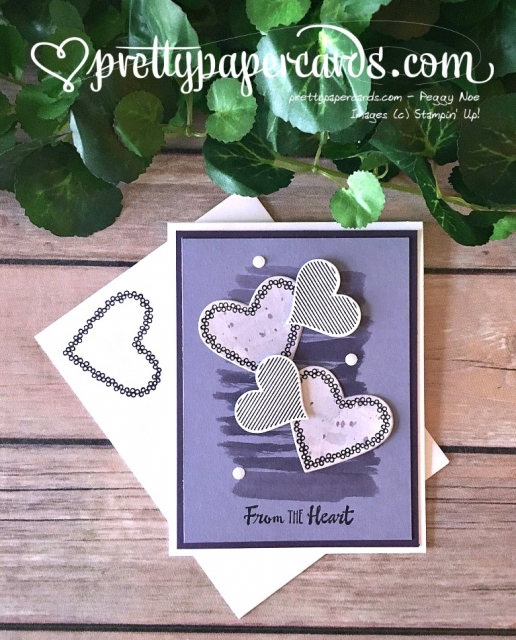 Stampin' Up! Heart Happiness - Peggy Noe - stampinup