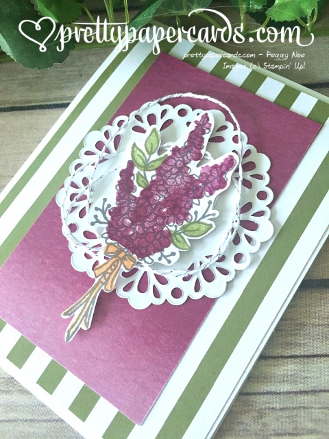 Stampin' Up! Lots of Lavender Stamps - Prettypapercards - stampinup
