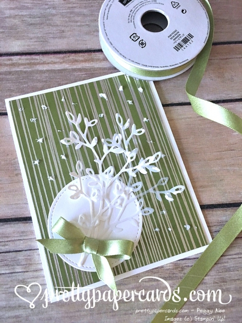 Stampin' Up! Petals & More Thinlits - Peggy Noe - stampinup
