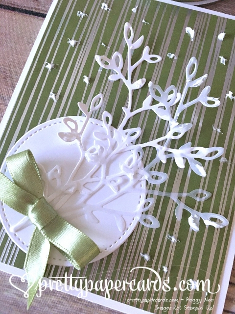 Stampin' Up! Petals & More Thinlits - Prettypapercards - Stampinup