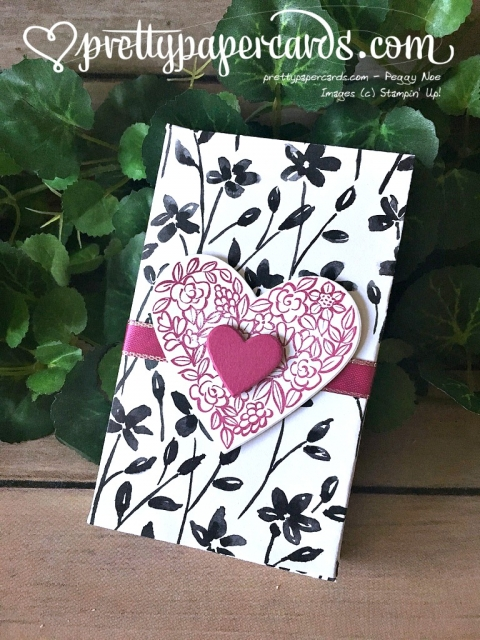 Stampin' Up! Lots to Love Box Framelits - Peggy Noe - stampinup