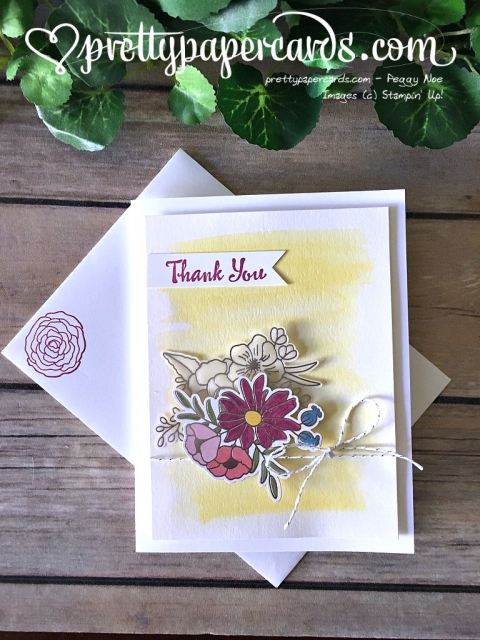 Stampin' Up! Sweet Soiree Embellishments - Peggy Noe- stampinup