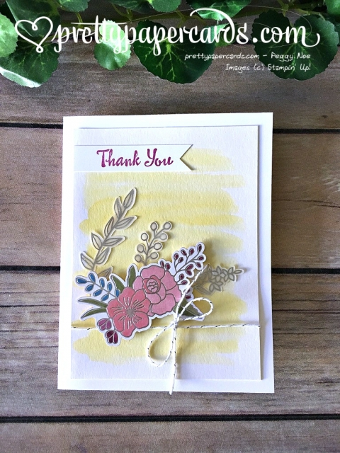 Stampin' Up! Sweet Soiree Embellishments - Prettypapercards- stampinup