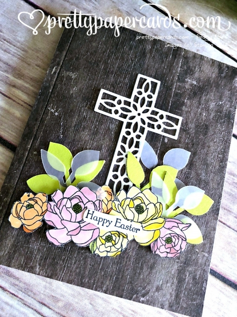 Stampin' Up! Cross of Hope - Prettypapercards - stampinup