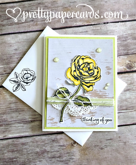 Stampin' Up! Graceful Garden - Peggy Noe - stampinup