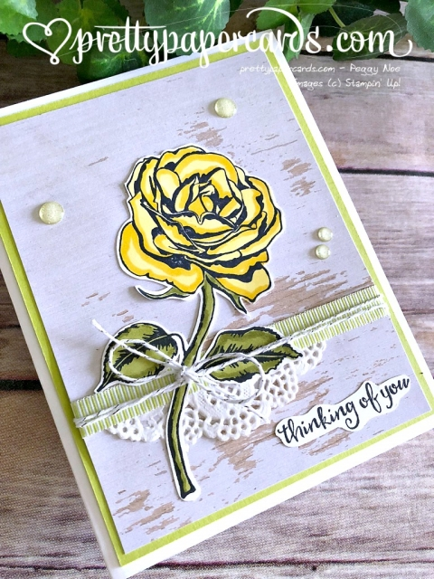 Stampin' Up! Graceful Garden and Beautiful Day - Prettypapercards - stampinup