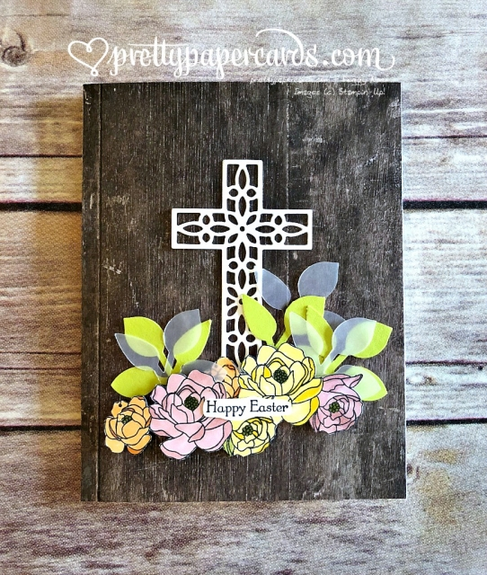Stampin' Up! Hold on to Hope - Peggy Noe - stampinup