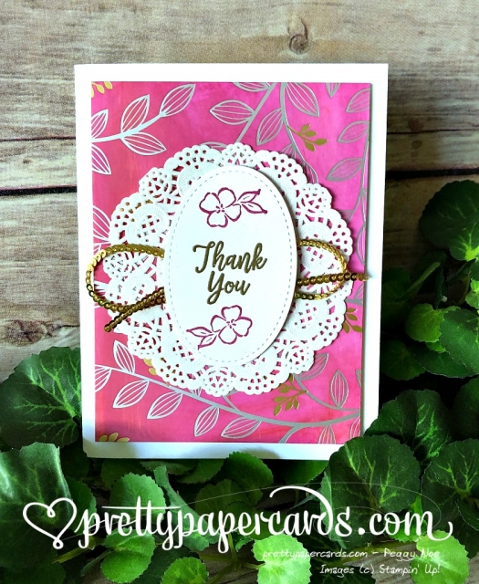 Stampin' Up! Southern Serenade - Peggy Noe - stampinup