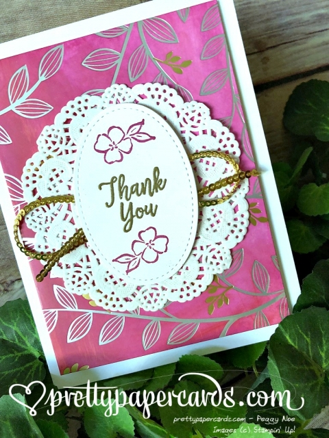 Stampin' Up! Southern Serenade - Prettypapercards - stampinup