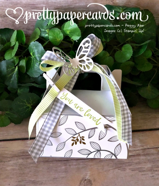 _Stampin' Up! Spring Gable Box - Peggy Noe - stampinup