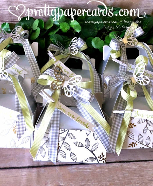 _Stampin' Up! Spring Gable Treat Box - Prettypapercards - stampinup