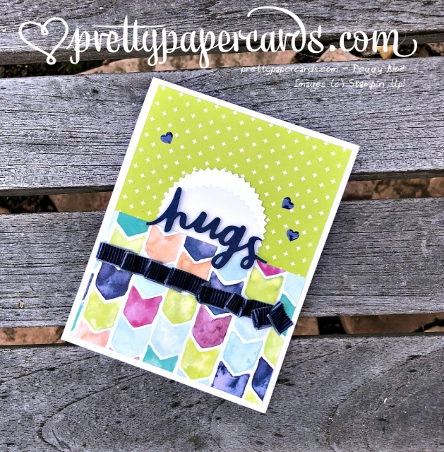 Stampin' Up! Lovely Words - Peggy Noe - stampinup