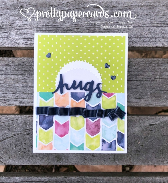 Stampin' Up! Lovely Words - Prettypapercards - stampinup