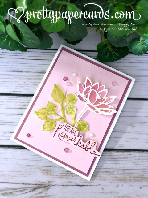 Stampin' Up! Remarkable You - Prettypapercards - stampinup