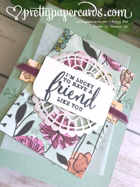 Stampin' Up! Share What You Love Bundle - Prettypapercards - stampinup