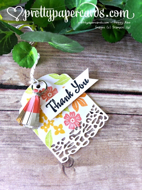 Stampin' Up! Sweet Cake Framelits - Prettypapercards - stampinup