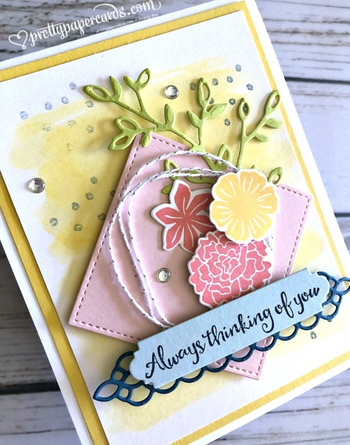 Stampin' Up! - Thinking of You - Prettypapercards - stampinup