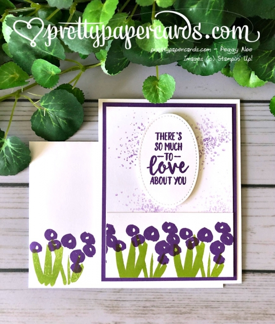 Stampin' Up! Abstract Impressions - Peggy Noe - stampinup
