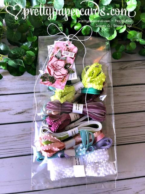 Stampin' Up! Beautiful Promenade Ribbons - Peggy Noe - stampinup