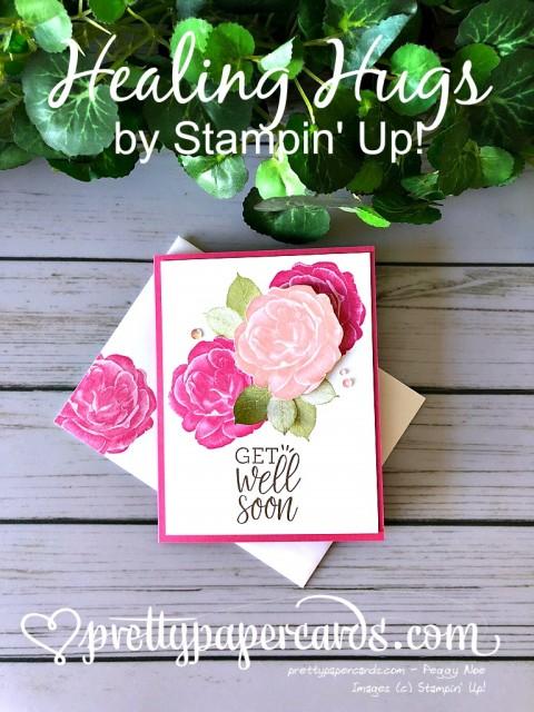 Stampin' Up! Healing Hugs Card - Peggy Noe - stampinup