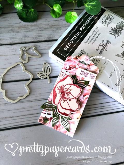 Stampin' Up! Petal Promenade Suite - Pretty Paper Cards - stampinup