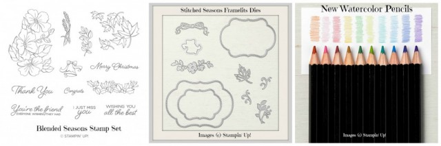 Stampin' Up! Blended Seasons Bundle