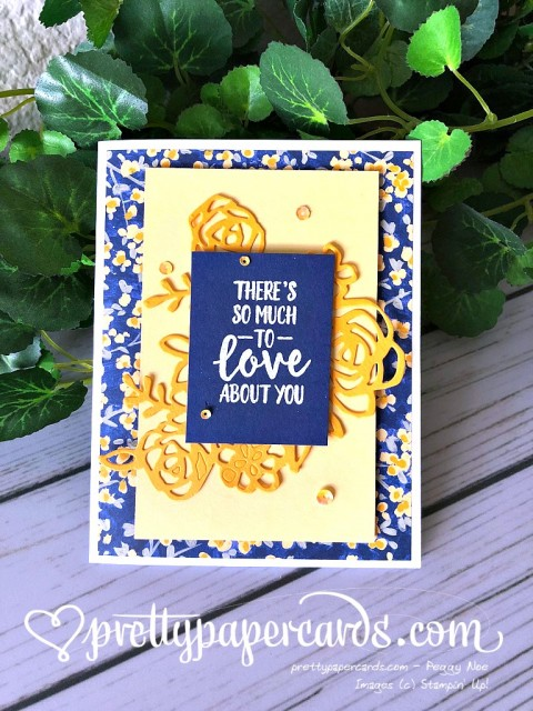 Stampin' Up! Abstract Impressions - Prettypapercards - stampinup