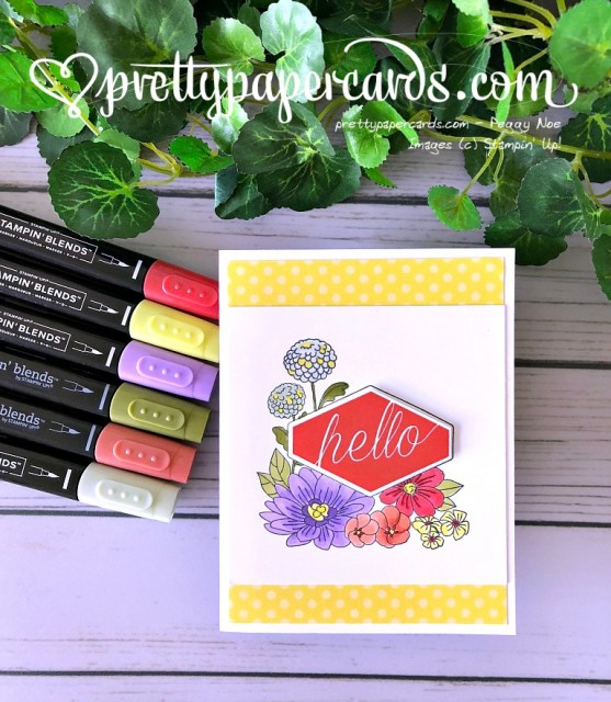 Stampin' Up! Accented Blooms Bundle - Peggy Noe - stampinup