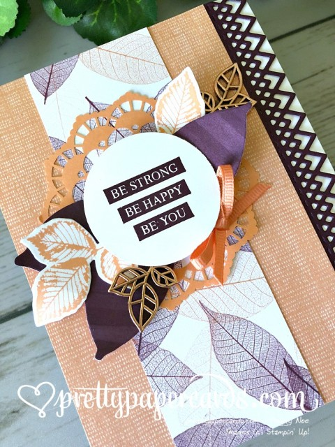 Stampin' Up! Nature's Poem Suite - Prettypapercards - stampinup
