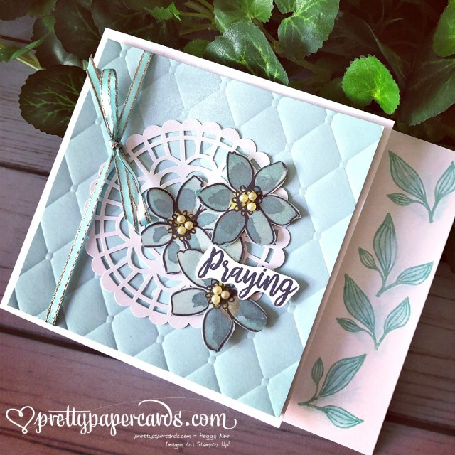 Stampin' Up! Tufted Promenade - Prettypapercards - stampinup