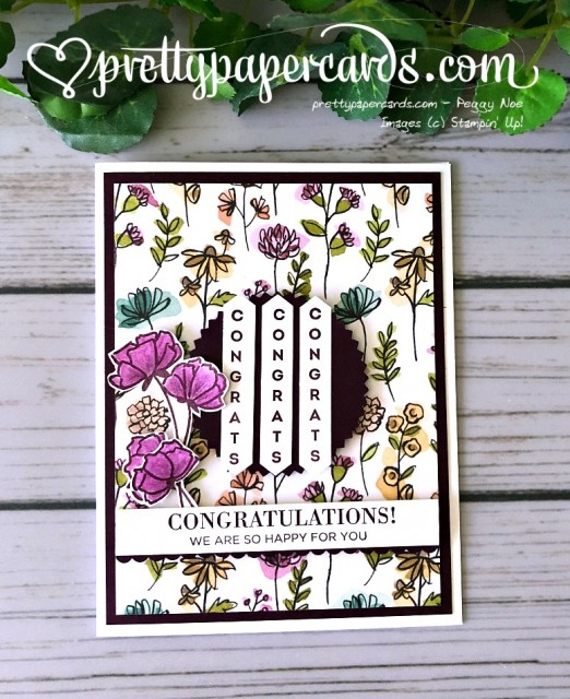 Stampin' Up! Another Wonderful Year - Prettypapercards - stampinup
